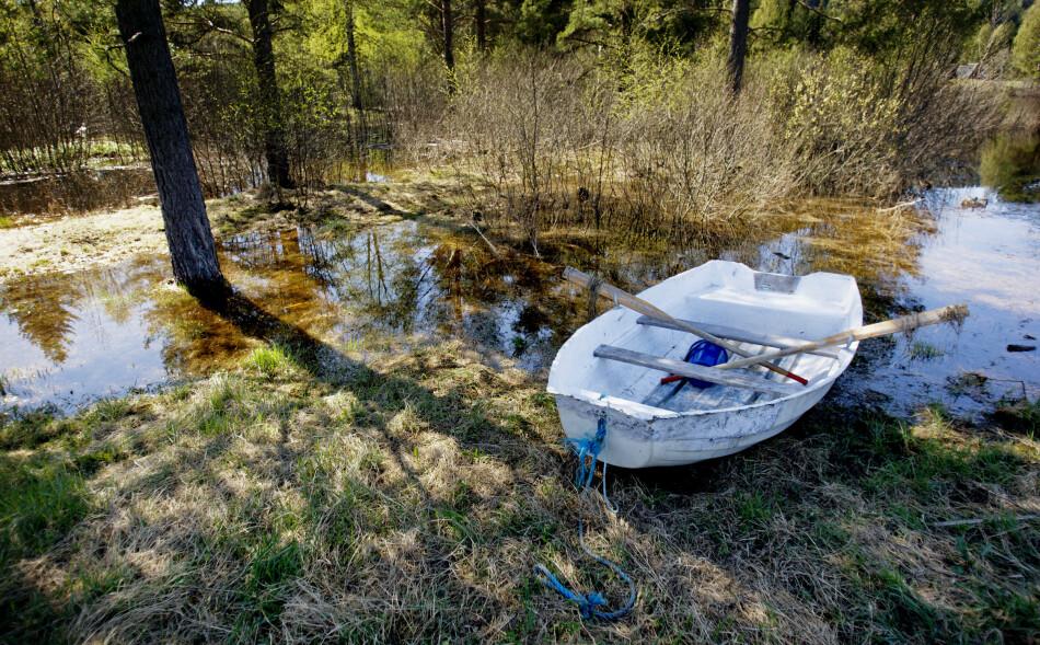 GAMMEL FRITIDSBÅT? Har du en båt som har sett sine bedre dager, kan du fra 1. oktober få vrakpant for den. Foto: NTB Scanpix
