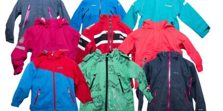 XXL, G-sport og KappAhl endrer merking av jakker etter avsløring om innhold av skadelige stoffer