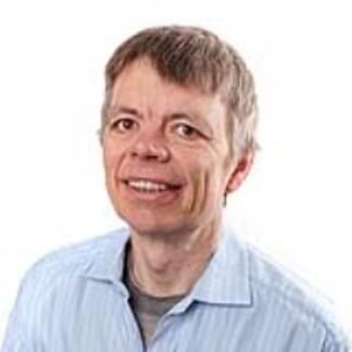 Arne Røyset, seniorforsker ved SINTEF.