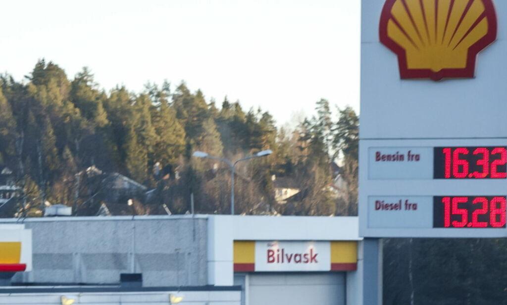 image: Norske drivstoffpriser er de høyeste i verden