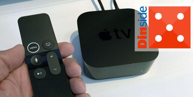 image: TEST: Helt ny Apple TV