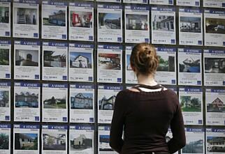 Fire faktorer avgjør størrelsen på boliglånet ditt
