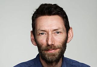 Christian Haraldsen, kommunikasjonssjef for forsikring, bank, pensjon og sparing i Gjensidige. Foto: Gjensidige.