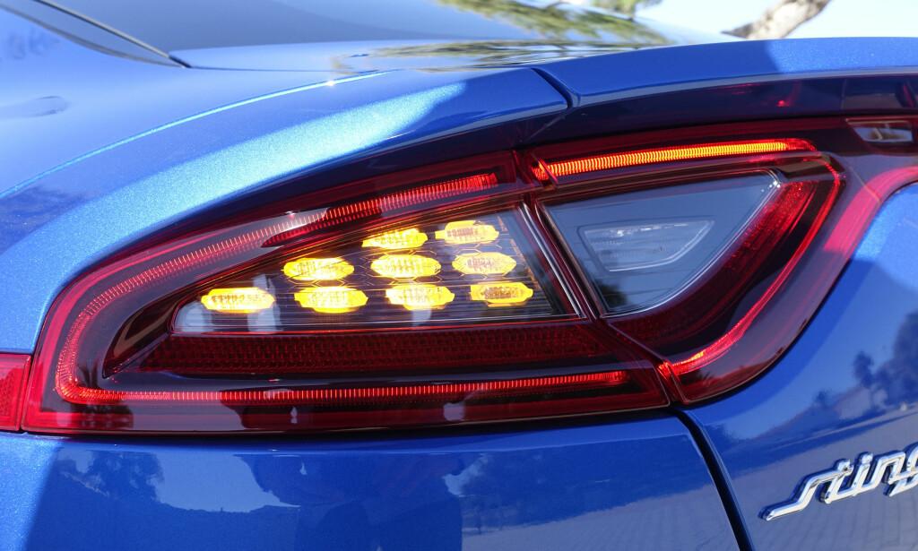image: Herlig design og helt grom å kjøre