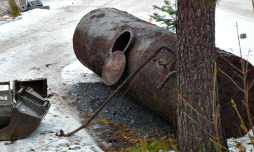 image: Nå vil de at alle oljetanker skal graves opp