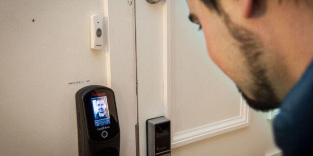 image: - Vi har aldri hørt om noen som har hacket en smartlås