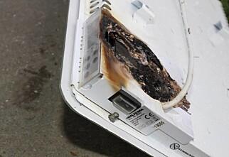Vil ikke oppgi hvor mange brannfarlige ovner som er solgt