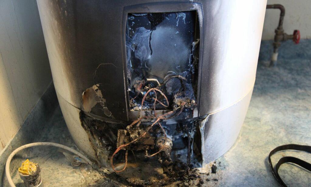 image: Har du husket å sjekke varmtvannsberederen din?