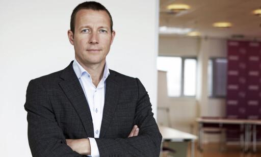 Harald Andersen, direktør i Virke. Foto: Virke.