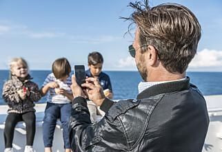 Nordmenn raser etter rådyr roaming på ferjer
