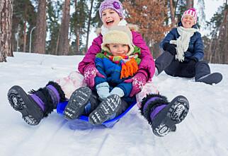 Her er de beste vinterskoene for barn