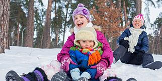 image: Test av vintersko for barn: Se hvilke du bør velge
