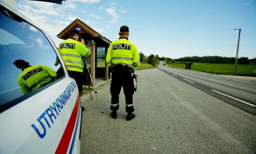 image: Hva blir straffen når du kjører for fort?