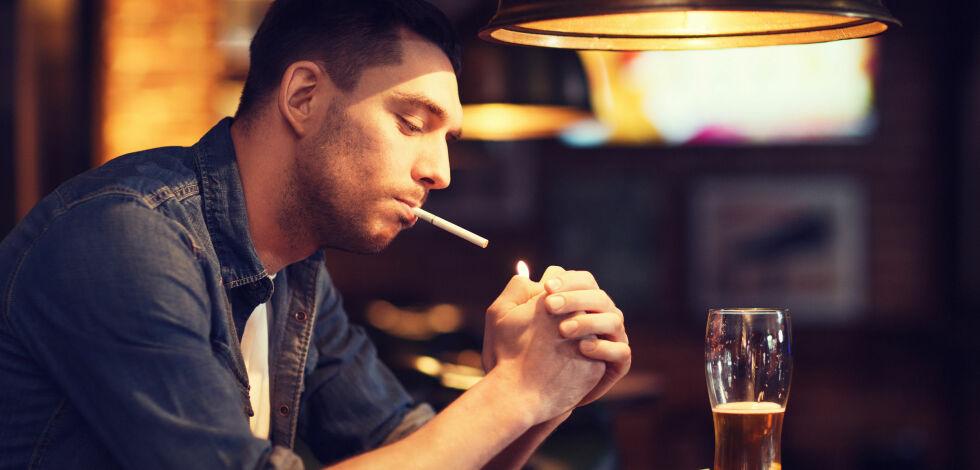 image: Mer avgifter på alkohol og tobakk