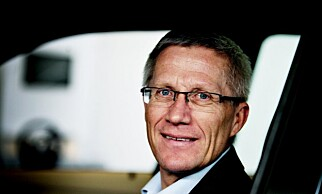 Råd blir ikke fulgt: Erik Andresen fra Bilimportørenes Landsforbund savner at Regjeringen lytter til bransjens råd. Foto: BIL