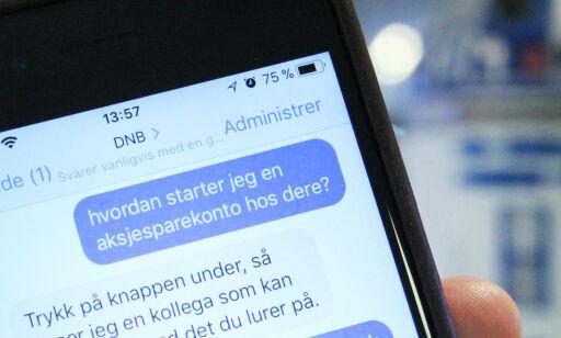 image: Se hvor dumme de norske kundeservice-robotene er