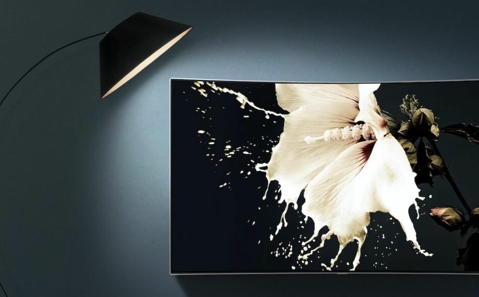Samsung QLED-TV har et fantastisk bilde takket være kvantebrikker.