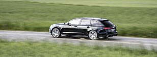 AUDI RS6 PERFORMANCE: En leken bil.