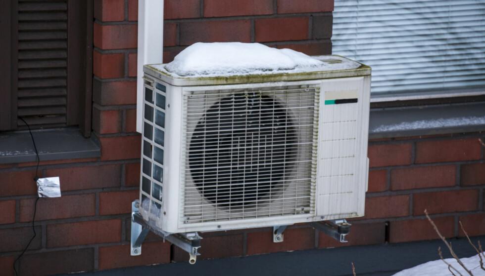 <strong>BIKKJEKALDT:</strong> Bor du på et sted der vinterkulda virkelig setter seg, kan effekt bety mer enn årsvarmefaktor. Shutterstock/NTB Scanpix