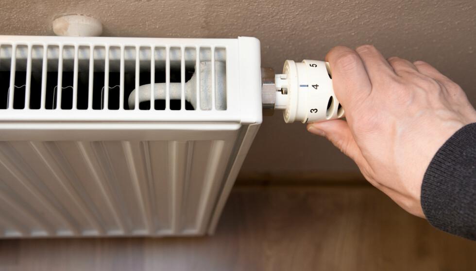 STRØMFORBRUK OM ETTERMIDDAGEN? Det er ikke så rart at man bruker mest strøm når man er hjemme. Og mange av oss er hjemme på samme tid på døgnet. Det gir naturlig nok en del strømtopper. Foto: Shutterstock/NTB Scanpix