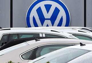 Dieselgate-berørte VW-kunder krevd for 17.000 kroner