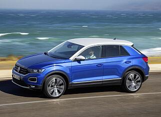 image: Sent og halvgodt av Volkswagen