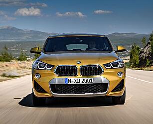 image: Her er BMWs nye SUV