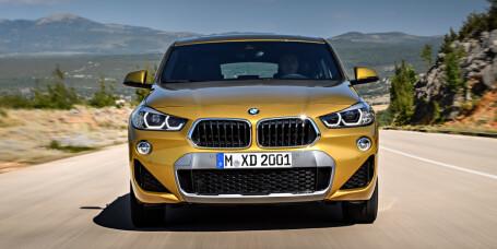Her er BMWs nye SUV