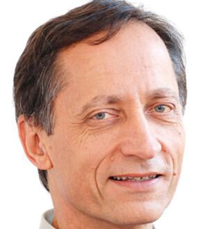 Tom Kristian Grimsrud, overlege og forsker i Kreftregisteret. Foto: Kreftregisteret.
