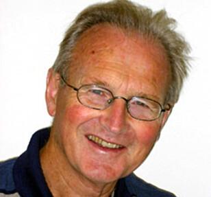 Thormod Henriksen, pensjonert professor i biofysikk og medisinsk fysikk ved Universitetet i Oslo. Foto: UiO.