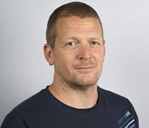 Forsker: Christer Rolandsen ved Norsk Institutt for Naturforskning. Foto: Arnstein Staverløkk/nina.no