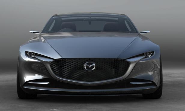 TØFF: Er det slik nye Mazda 6 blir seende ut i 2022?