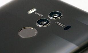 Mate 10 Pro bærer også Leica-merket, og denne gangen med blenderåpning på f/1,6. Foto: Pål Joakim Pollen