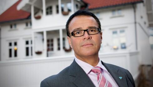 Thomas Bartholdsen, fagdirektør for bolig i Forbrukerrådet. Foto: Kjell Håkon Larsen.