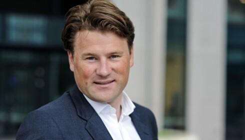 Are Andenæs Huser, administrerende direktør i Norges Takseringsforbund (NTF). Foto: Nicolas Tourrenc.