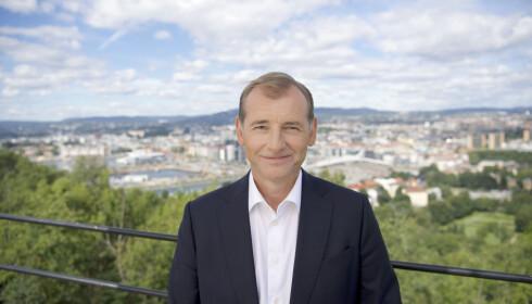 Carl Geving, administrerende direktør i Norges Eiendomsmeglerforbund. Foto: CF-Wesenberg/Kolonihaven.