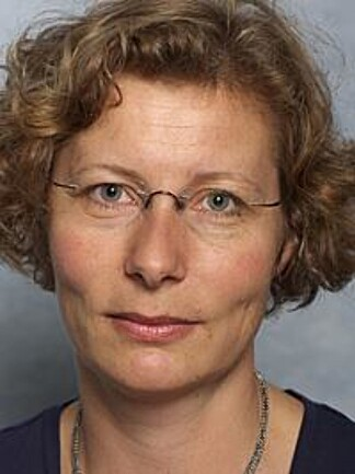 STØV SPEILER MILJØET RUNDT OSS: Helle Katrine Knutsen i Folkehelseinstituttet (FHI) sier at stoffene man finner i støv er en indikator på stoffer vi kan finne igjen i maten. Foto: FHI