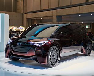 image: Neste generasjon hydrogenbil