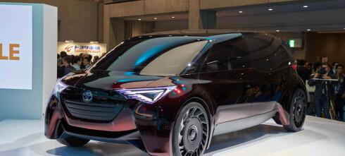 Neste generasjon hydrogenbil