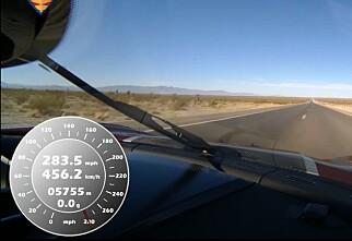 Koenigsegg banker Bugatti