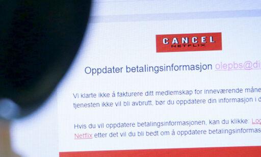 image: 110 millioner Netflix-brukere har mottatt denne e-posten