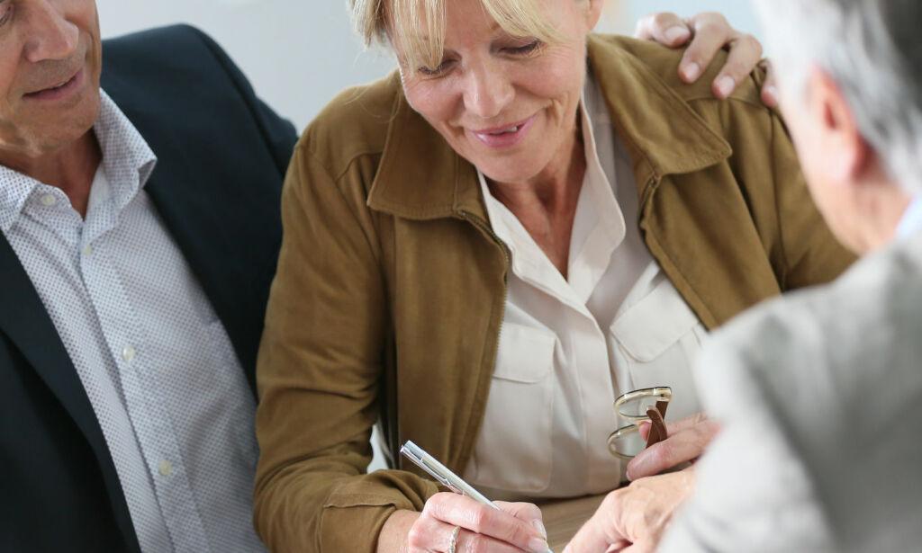 image: Pensjonssparingen bankene lokker med kan være skjult skattefelle