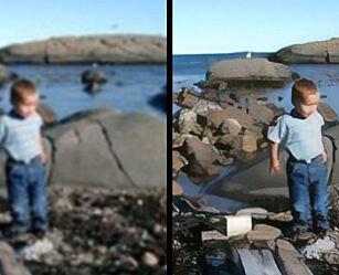 image: Hevder å kunne gjenskape detaljer i lavoppløste bilder