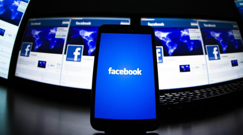 KAMPEN MOT HEVNPORNO: Facebook har for alvor kastet seg inn i kampen mot hevnporno. Nå har de satt i gang et prøveprosjekt i Australia. Foto: NTB Scanpix/Reuters/Valentin Flauraud