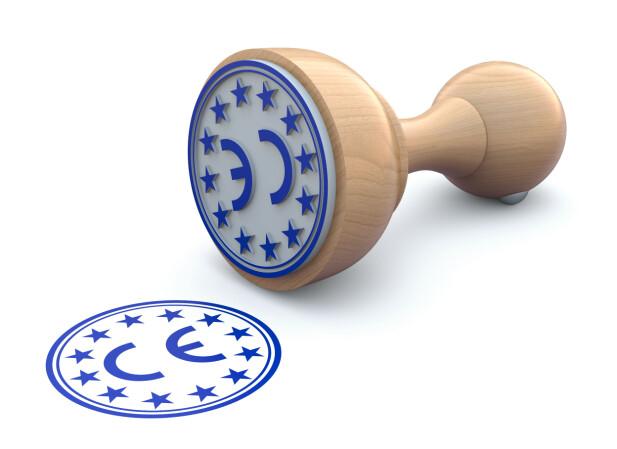 CE-MERKES FOR Å FÅ INNPASS I EØS: CE-merket betyr at produktet oppfyller kravene for at det skal kunne omsettes på EØS-markedet. Tollvesenet avdekker iblant merker som er satt på kun for at produktet skal få innpass på EØS-markedet - men som egentlig ikke rettmessig kan påføres CE-merket eller at det ikke egentlig skal CE-merkes. Foto: Shutterstock/NTB Scanpix