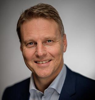 ANBEFALER Å STARTE SPARING TIDLIG: Trond Bentestuen, personmarkedssjef i DNB. Foto: Stig B. Fiksdal.
