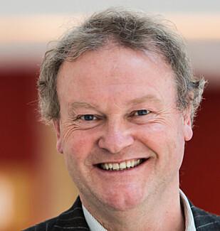 Knut Dyre Haug, pensjonsøkonom i Storebrand.