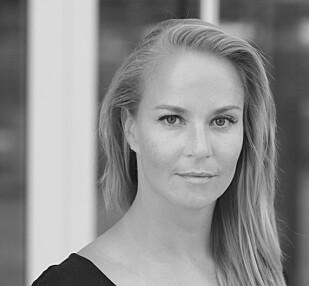 Nora Aspengren, kommunikasjonsansvarlig i Tui. Foto: Tui.
