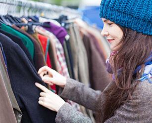 image: Tilbyr gratis reparasjon og bytting av klær