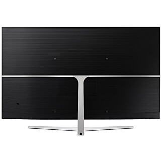 GLATT: Alle tilkoblinger skjer i en ekstern boks på Samsung-TV-en. Foto: Samsung